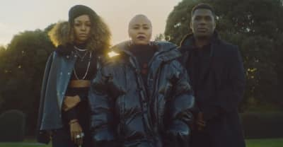 "Watch Emeli Sandé's Video For ""Garden"" With Jay Electronica And Áine Zion"