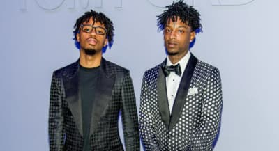 21 Savage and Metro Boomin land at No.1 with Savage Mode II