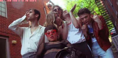 """Check out Kitten's oozy new video for """"Pink Champagne"""""""