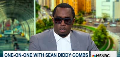 "Diddy Thinks Obama ""Shortchanged"" Black People"