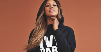 Laverne Cox Is One Of The New Faces Of Beyoncé's Ivy Park