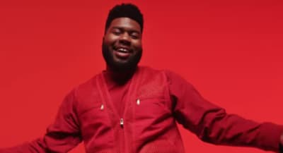 "Watch Khalid's colorful ""Talk"" video"
