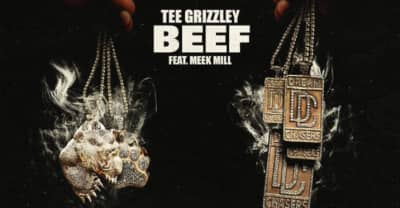 "Tee Grizzley And Meek Mill Link Up For ""Beef"""