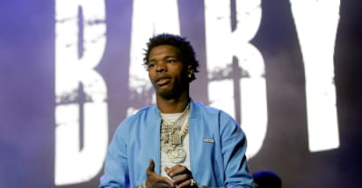 "Listen to Lil Baby's latest track ""Need Mine"""