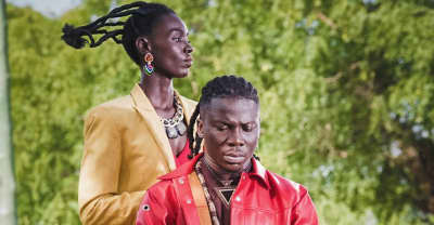 "Stonebwoy's ""Le Gba Gbe"" video is about reaching your happy place"