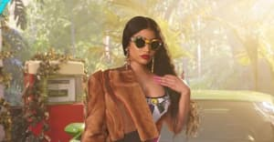 "Nicki Minaj drops new single ""MEGATRON"""