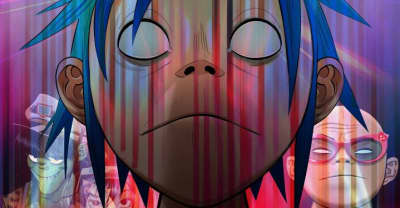 Listen to the first episode of Song Machine Radio with Gorillaz