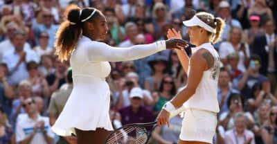 Angelique Kerber beats Serena Williams for Wimbledon title