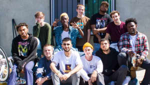 BROCKHAMPTON's new album iridescence is here