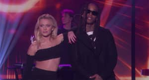 "Watch  Zara Larsson and Ty Dolla $ign Perform ""So Good"" On Ellen"