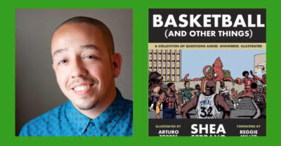 Shea Serrano's Basketball (And Other Things) made the New York Times Best Sellers list