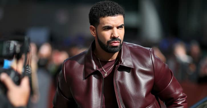 YG, Post Malone and BlocBoy JB performed during Drake's Inglewood show