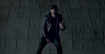 "Eminem's ""Fall"" music video censors homophobic Tyler, The Creator diss"