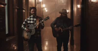"Watch Justin Timberlake's ""Say Something"" music video featuring Chris Stapleton"