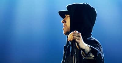 Eminem makes history with eight consecutive number one albums