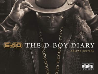 Listen To E-40's Double-Disc Album, The D-Boy Diary