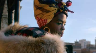 Ms. Lauryn Hill and Woolrich team up for capsule collection