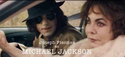 Watch Joseph Fiennes Play Michael Jackson In The Elizabeth, Michael & Marlon Trailer