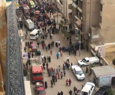 Report: Egypt Declares State Of Emergency After Church Bombings