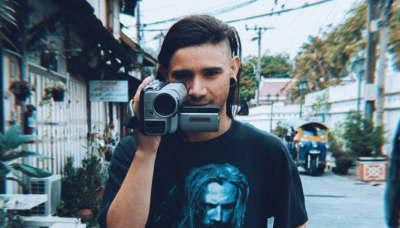 CURRENT MOOD: Listen to Skrillex's playlist of songs to soundtrack the midnight hours