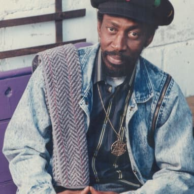 Reggae icon Bunny Wailer has died