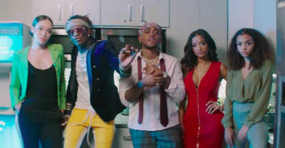 "London On Da Track recruits Young Thug, YG, Jeremih, and Ty Dolla $ign for ""Whatever You On"" video"