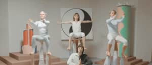 """Tommy Cash is a cult leader in his new """"X-RAY"""" video"""