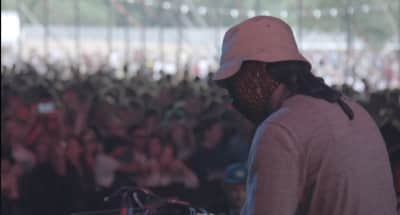 Watch Moodymann Mix The Beatles Into Future At Field Day