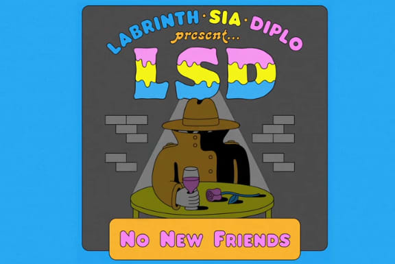 Image result for lsd labrinth diplo and sia no new friends