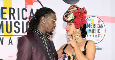 Offset crashed Cardi B's Rolling Loud Festival set to ask her to take him back
