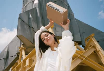 Glossier Is Going Global