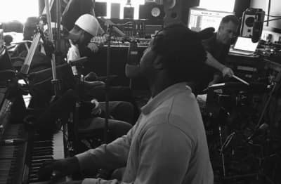 Listen To Sampha Perform Two New Songs With XL Recordings's Richard Russell