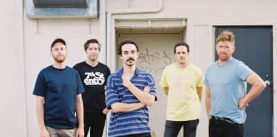 "Watch the video for Rolling Blackouts Coastal Fever's ""Falling Thunder"""