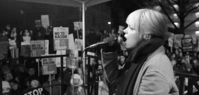 Lily Allen Shares A Rufus Wainwright Cover As Part Of An Anti-Trump Playlist