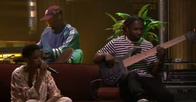 """Watch The Internet perform """"Come Over"""" on Fallon"""