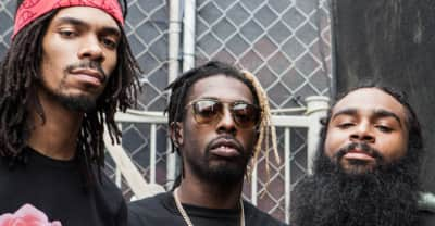 "Watch Flatbush Zombies Perform ""Bounce"" On Fallon"