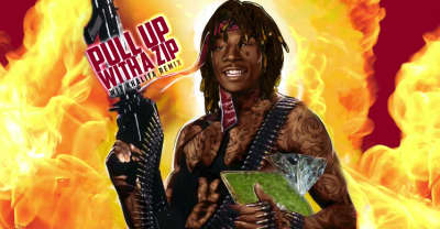 "Wiz Khalifa Released A Remix For ""Pull Up Wit Ah Stick"""