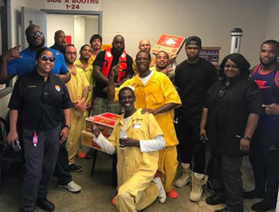Trae Tha Truth Brought Food And Water To Texas Jail