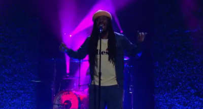 "Watch D.R.A.M. Perform ""Broccoli"" On Conan"