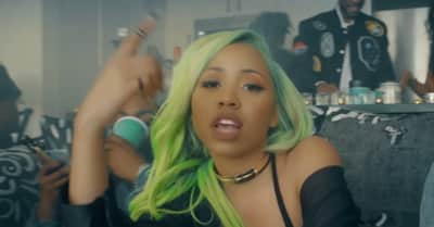 """Liana Bank$'s """"LVLUP"""" Video Is All Swag And Noise"""