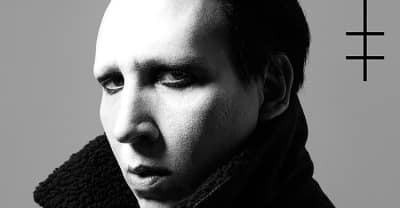 Listen to Marilyn Manson's Heaven Upside Down album