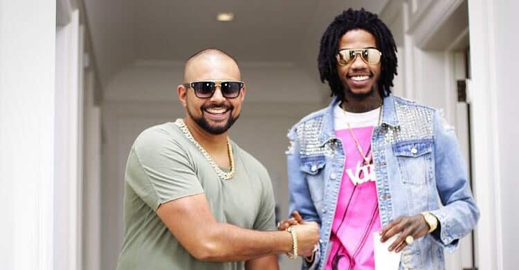 """Sean Paul Links Up With Alkaline For The """"Gyalis Pro"""" Video 