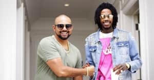 "Sean Paul Links Up With Alkaline For The ""Gyalis Pro"" Video"
