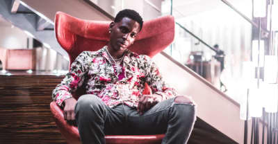 "Young Dolph flaunts the lifestyle he's earned in his ""Point Across"" video"