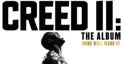 Listen to the all-star Creed II soundtrack