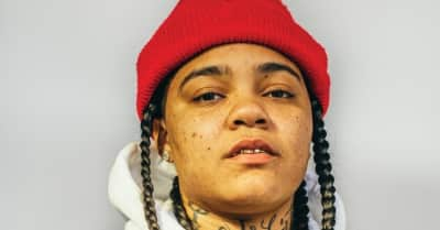 "Young M.A shares video for ""I Get The Bag Freestyle"""