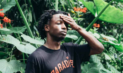 "Hear Jazz Cartier's New Song ""Tales"""
