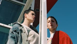 """Overcoats flip the script on their new """"Apathetic Boys"""" video"""