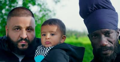 "Watch DJ Khaled's ""(Intro) I'm So Grateful"" Video Featuring Sizzla"
