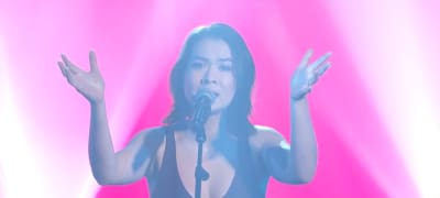 "Watch Mitski perform ""Nobody"" on Jimmy Kimmel Live"